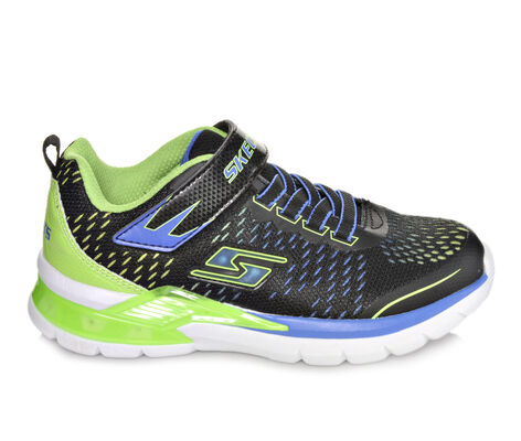 Boys' Skechers Erupters II Lava Arc 10.5-3 Light-Up Sneakers