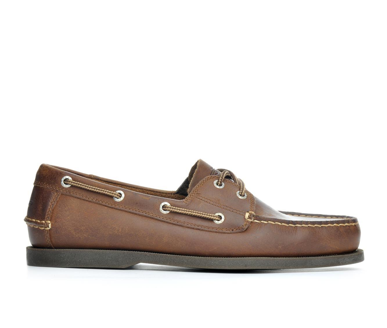 New Release Men's Dockers Vargus Boat Shoes Rust