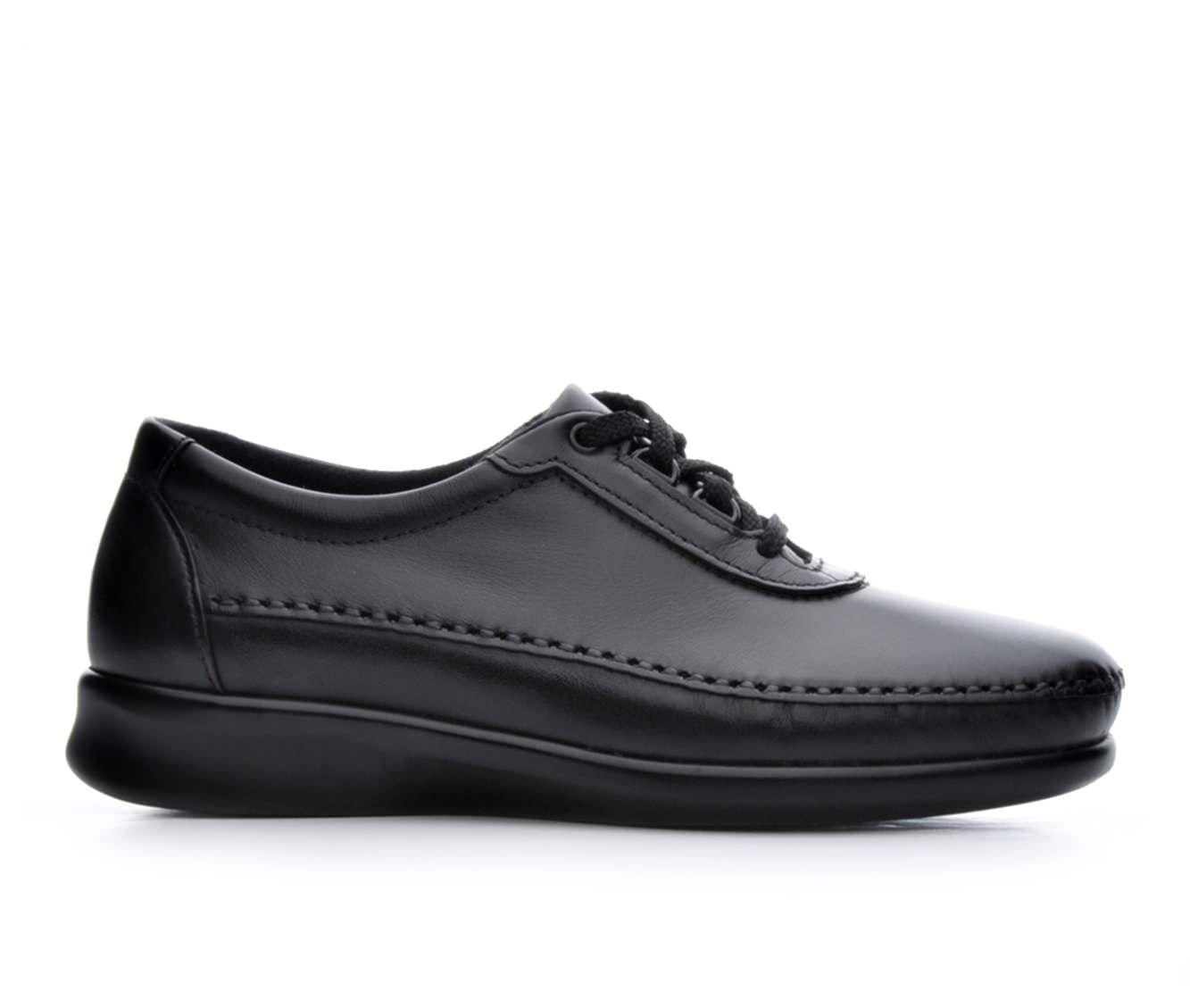 Women's Sas Traveler Comfort Shoes Black