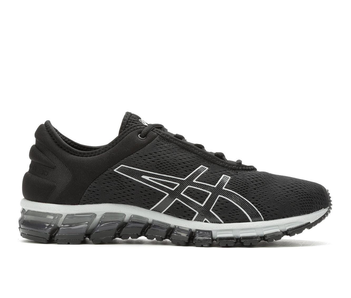 Men's ASICS Gel Quantum 180 3 Running Shoes Black/Black