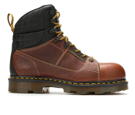 Men's Dr. Martens Industrial Camber Steel Box Work Boots