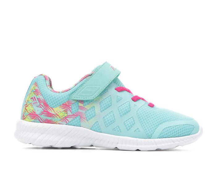 Girls' Fila Little Kid & Big Kid Fantom 4 Strap Running Shoes