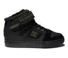 Boys' DC Little Kid & Big Kid Pure High-Top EV Winter Skate Shoes