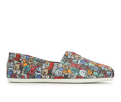 Women's BOBS Woof Party 33182 Slip-Ons