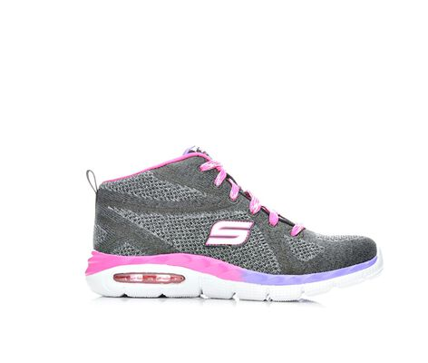 Girls' Skechers Air-Appeal- Breezin' By 10.5-6 Running Shoes