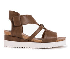 Women's Muk Luks Pitch Soprano Wedge Sandals