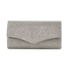 Four Seasons Handbags Glitter Envelope Clutch