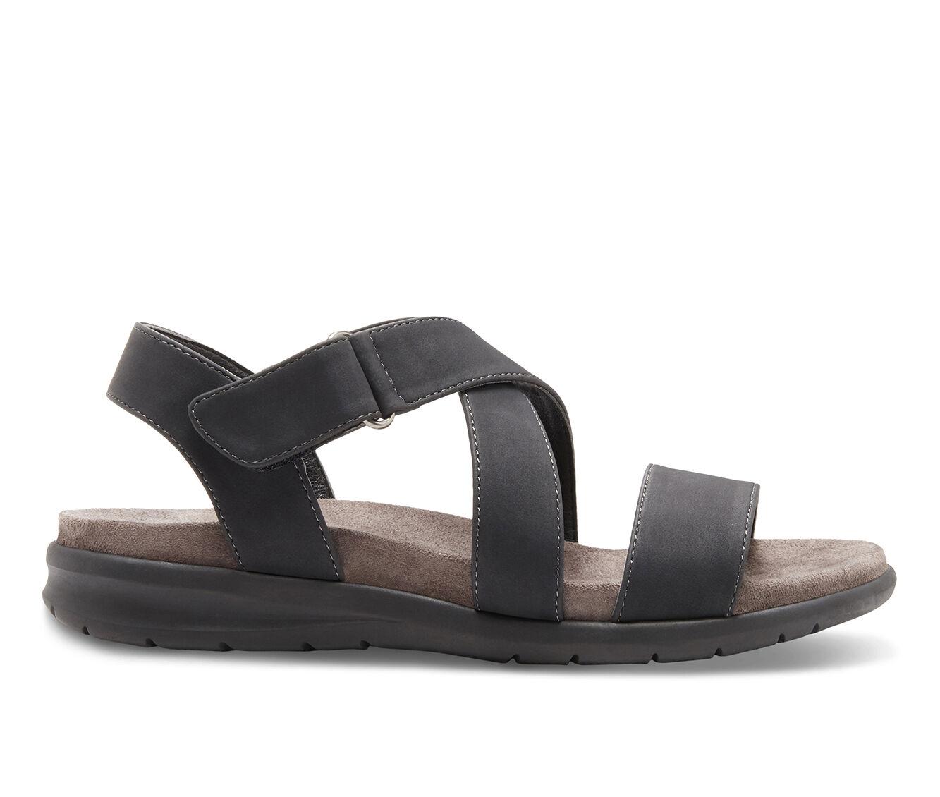 Women's Eastland Cilla Sandals Black