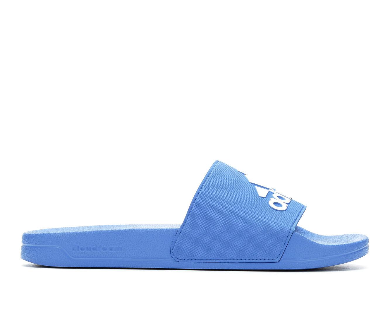 Wholesale Online store Men's Adidas Adilette Shower Sport Slides Trubl/Wht/Trubl