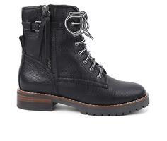 Women's KENSIE Wooley Combat Boots