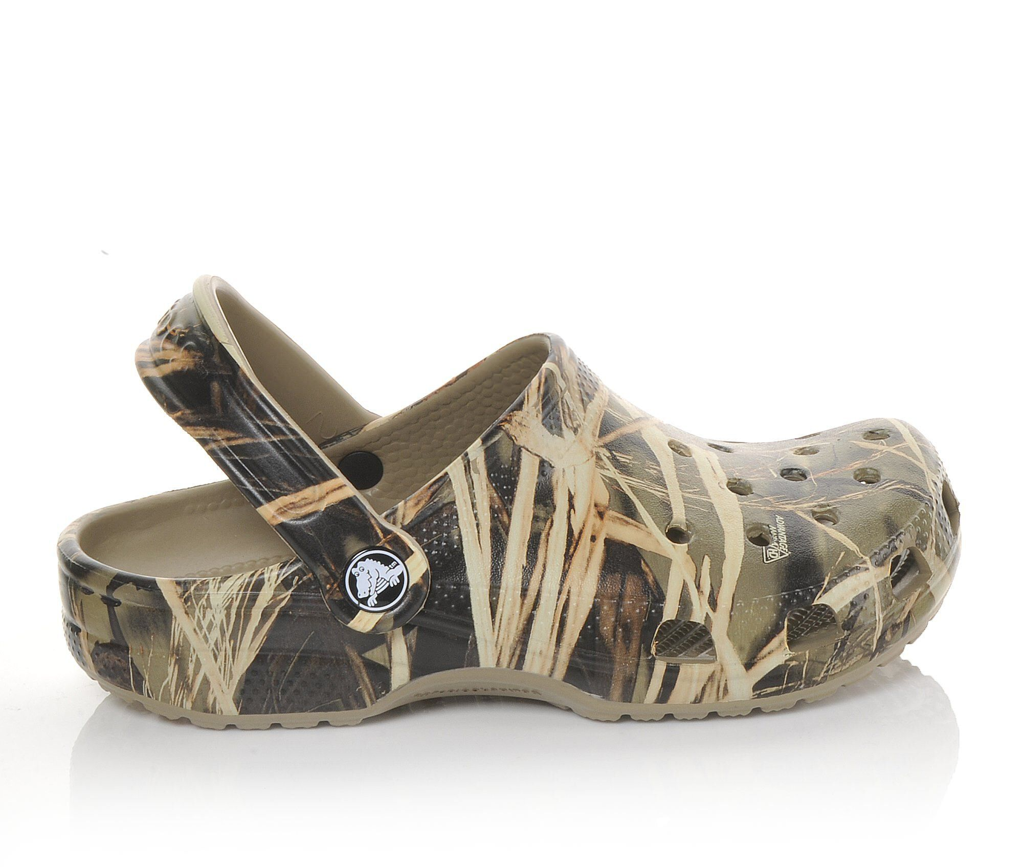 Images Boys Crocs Classic RealTree Kids Clogs
