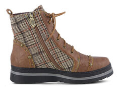 Women's L'Artiste Rehja Lace-Up Boots