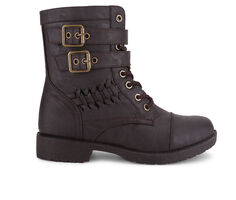 Women's Wanted Defense Combat Boots