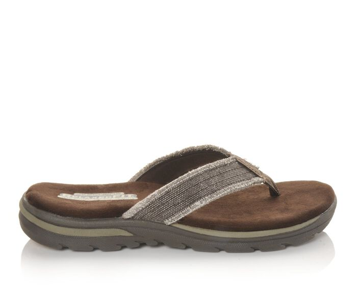 Men's Skechers Bosnia 64152 Flip-Flops