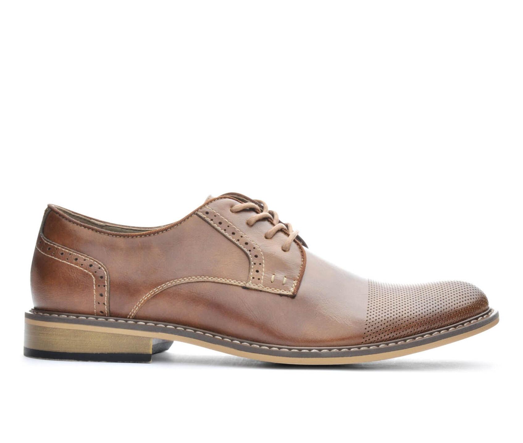 Khaki Formal Shoes