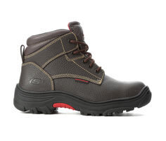 Men's Skechers Work 77143 Tarlac Steel Toe Puncture Resist Work Boots