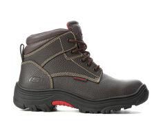 Men's Skechers Work 77143 Tarlac Steel Toe Puncture Resist Work Boots