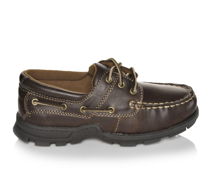 Boys' Madison Ave. Andy 11-7 Boat Shoes