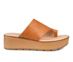 Women's Journee Collection Arabel Flatform Sandals