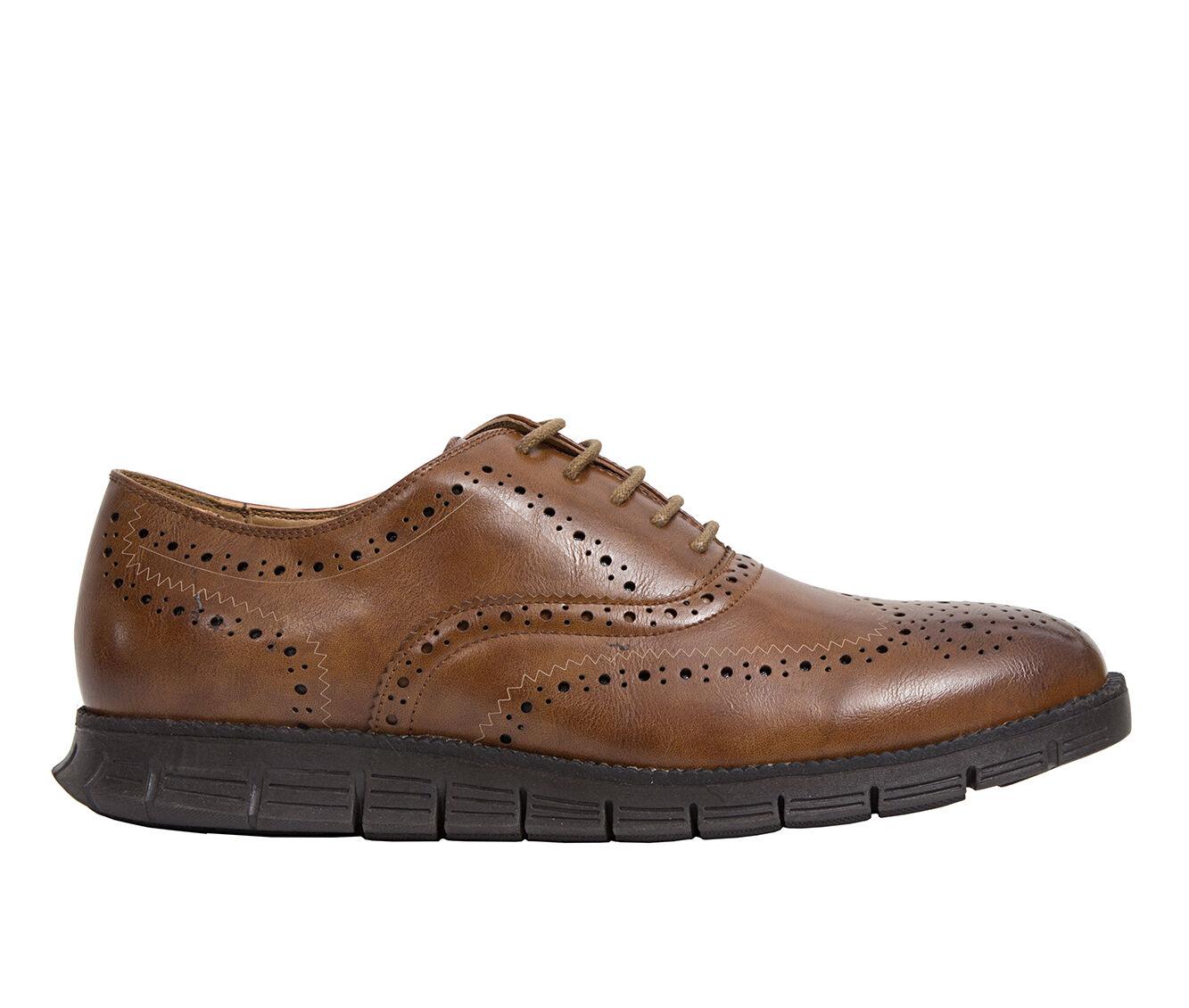 Men's Deer Stags Benton Dress Shoes Tan