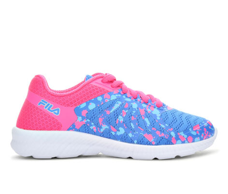 Girls' Fila Faction 2 10.5-7 Girls Running Shoes