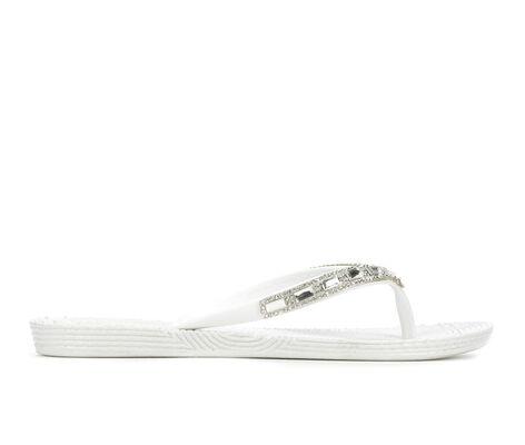 Women's LLorraine Gigilo Espadrille Style Flip-Flops