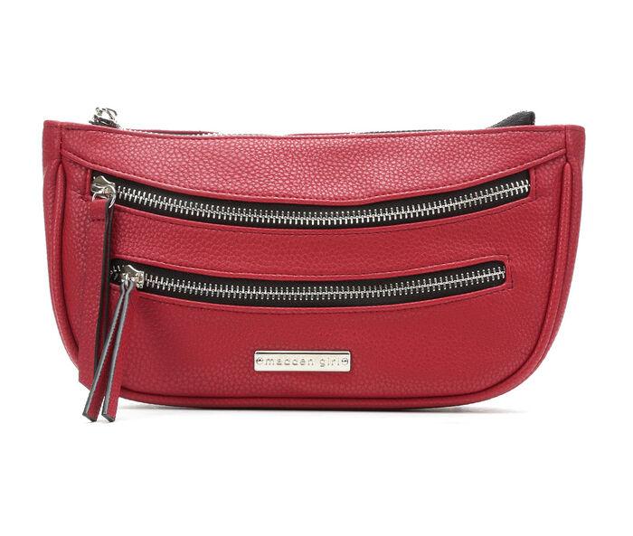 Madden Girl Handbags Large Fanny Pack