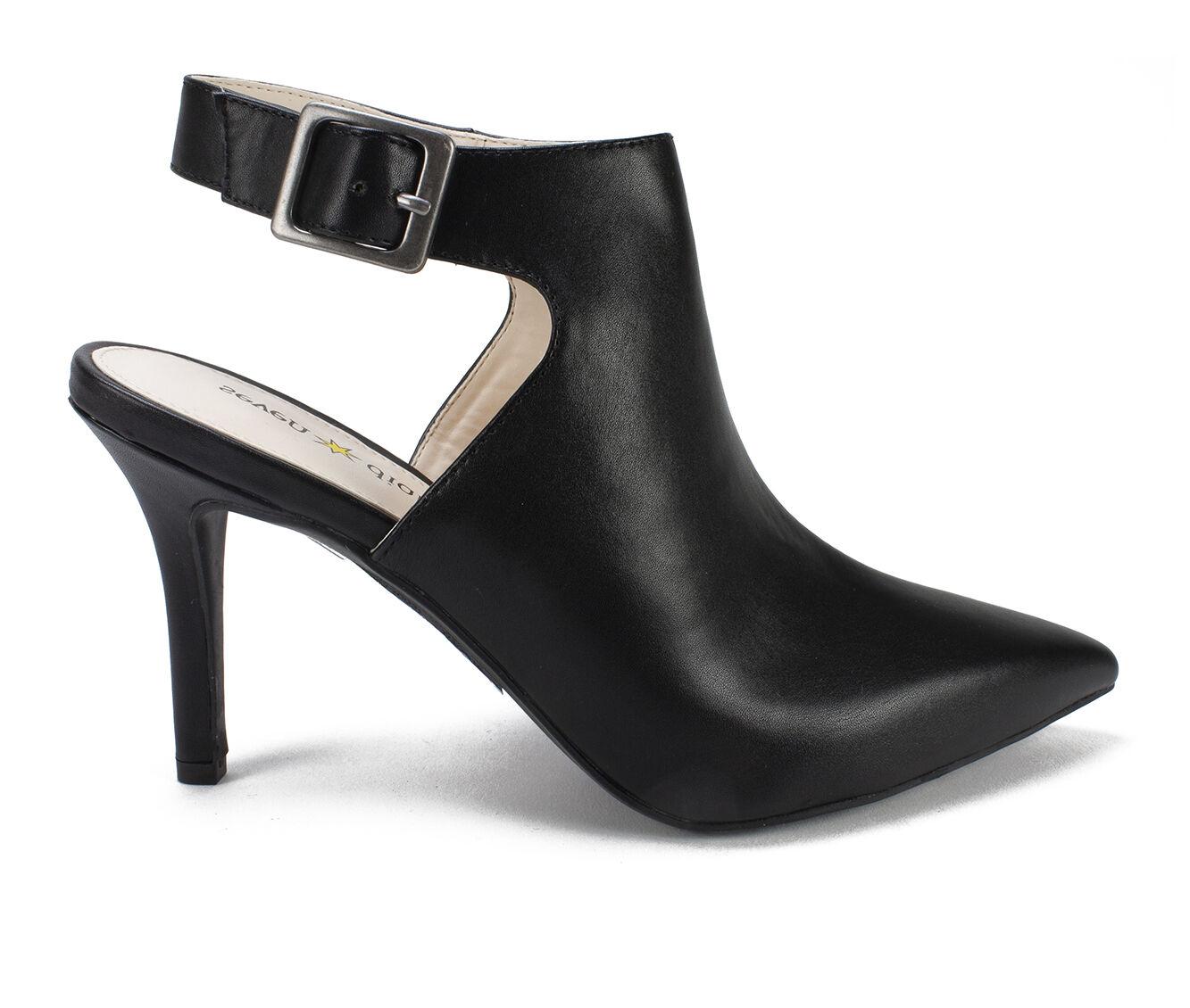 Exquisite Design Women's Seven Dials Sherly Booties Black