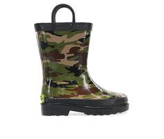 Boys' Western Chief Toddler Camo Rain Boots