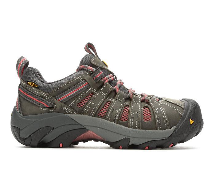 Women's KEEN Utility Flint Low Steel Toe Work Shoes