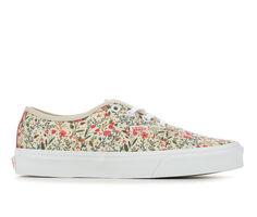 Women's Vans Doheny Decon Floral Skate Shoes