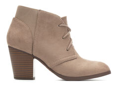 Women's Y-Not Oliver Lace-Up Booties