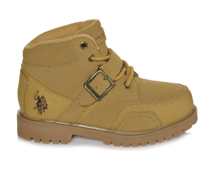 Boys' US Polo Assn Little Kid & Big Kid Andes Boots
