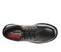 Men's Skechers Work Elks Slip Resistant 77041 Safety Shoes