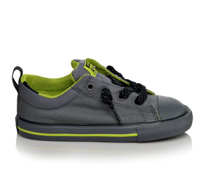 Boys' Converse Inf Chuck Taylor St Slip Shield Canvas Sneakers
