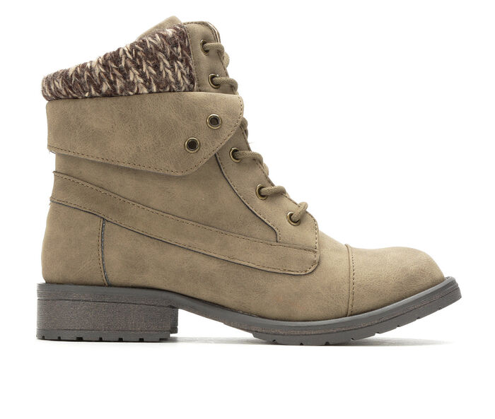 Girls' Steve Madden Little Kid & Big Kid JJacks Combat Boots