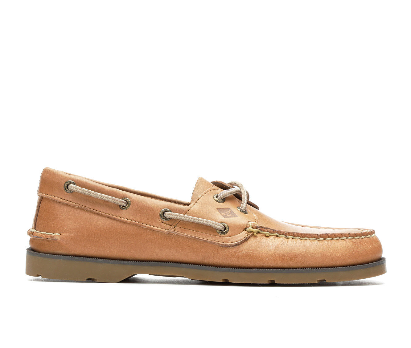 Men's Sperry Leeward 2 Eye Boat Shoes Sahara