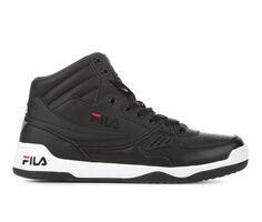 Men's Fila Ferrenzo Mid Basketball Shoes
