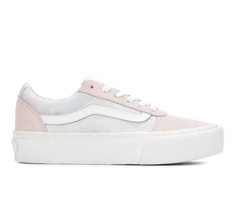 Women's Vans Ward Platform Skate Shoes