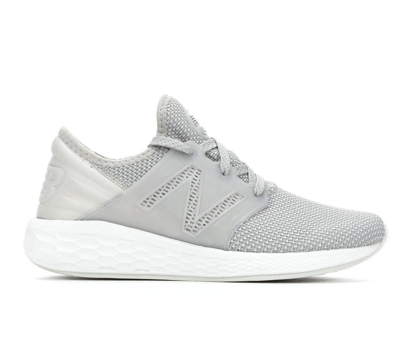 Women's New Balance Cruz 2 Running Shoes Grey/White