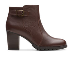 Women's Clarks Verona Gleam Booties