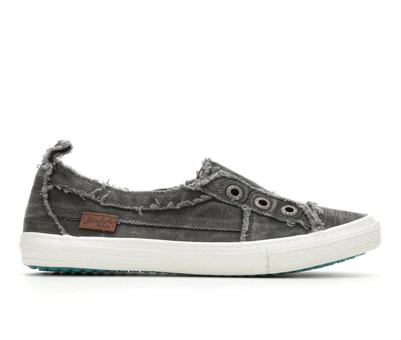 Women's Blowfish Malibu Aussie Slip-On Sneakers Dirty Grey