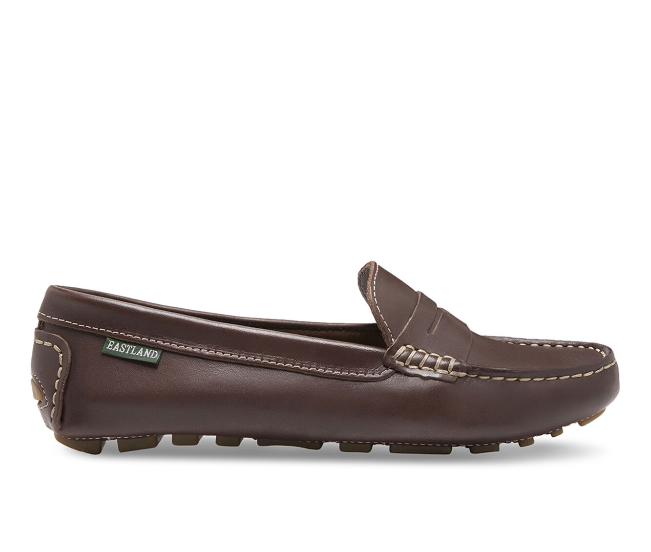 Women's Eastland Patricia Penny Loafers Brown