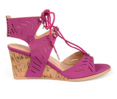 Women's Journee Collection Minny Wedges