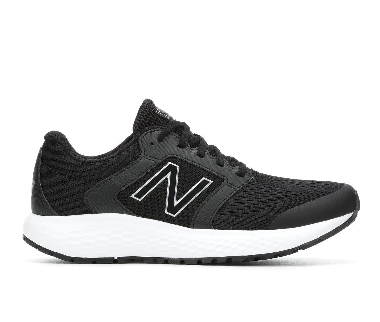 Men's New Balance M520V2 Running Shoes Blk/Wht
