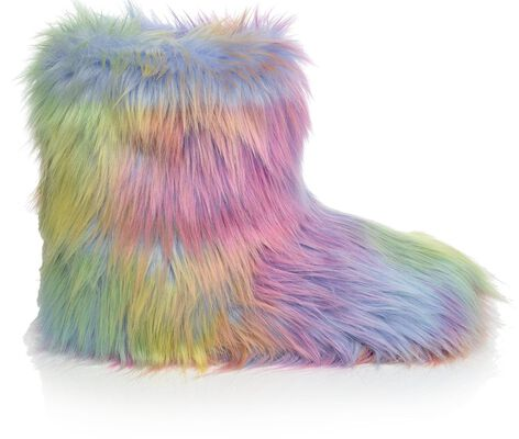Women's Y-Not Accessories Freaky Boot Slipper