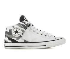 Men's Converse CTAS High Street Camo High-Top Sneakers