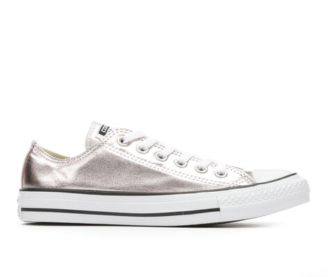 Adults' Converse Chuck Taylor Seasonal Metallic Sneakers