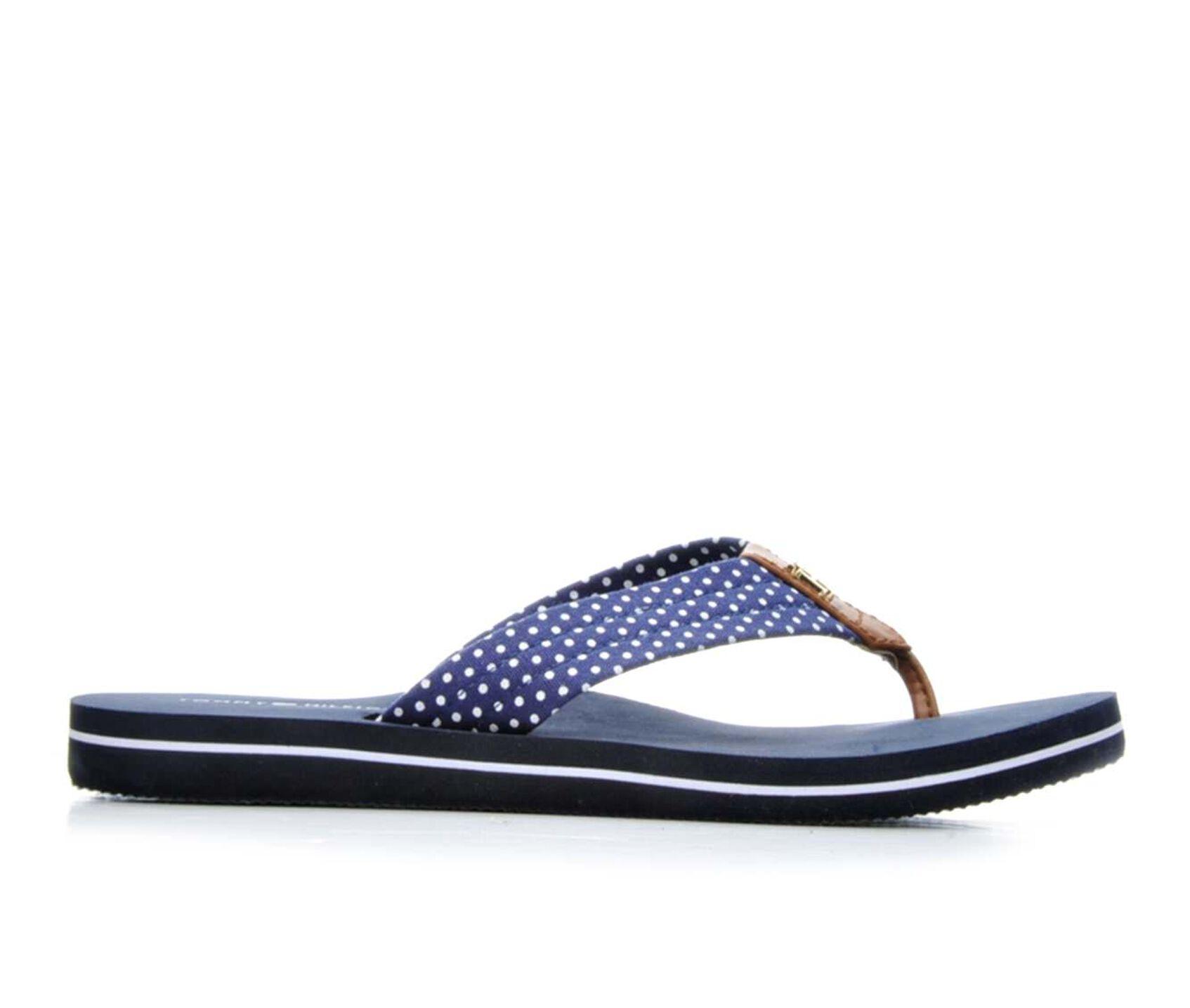 0b684aadb Women's Tommy Hilfiger Candis Flip-Flops | Shoe Carnival