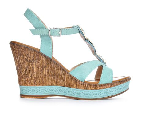 Women's Patrizia Satrada Platform Wedge Sandals